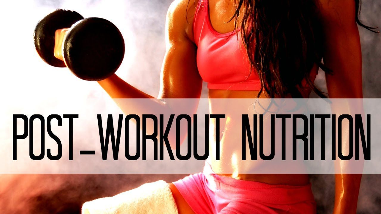 Was man essen muss, um Muskeln aufzubauen - Ernährung nach dem Training 101 | WWW.PUREPOWERPANDA.COM...