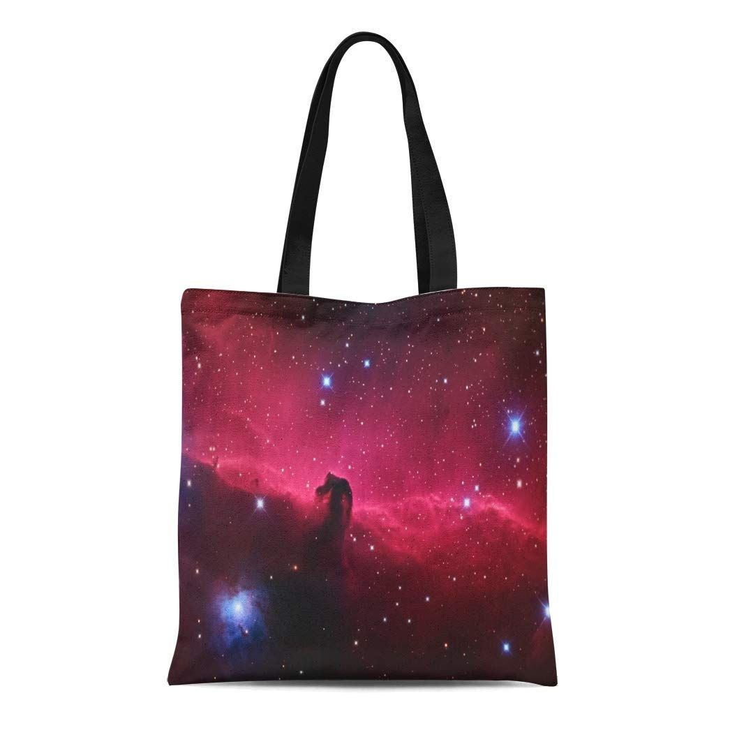 Beautiful Galaxy Canvas Tote Bag
