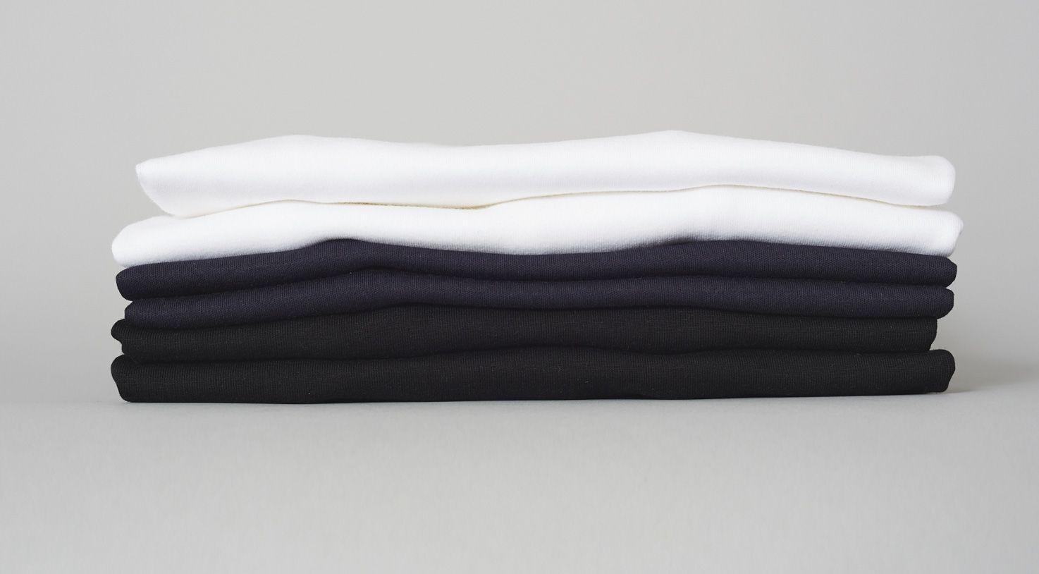 White t shirt company - The White T Shirt Co By Precept