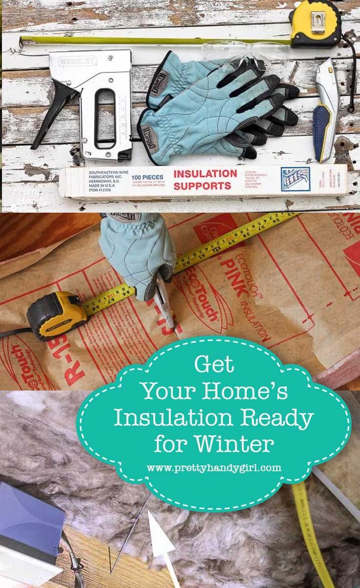 Is Your Home's Insulation Ready for Winter? (With images ...