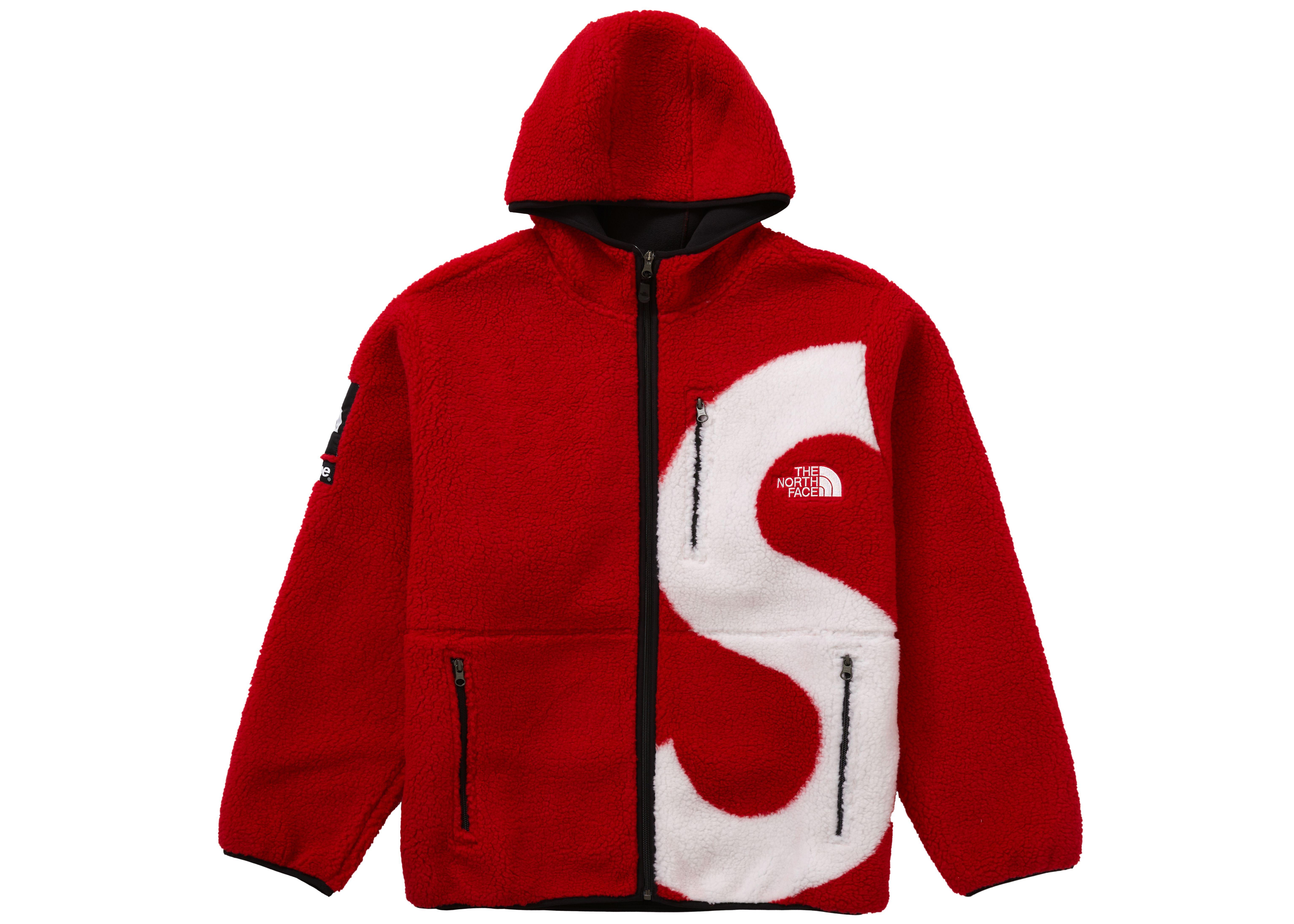 Supreme The North Face S Logo Fleece Jacket Red In 2021 Jackets Fleece Jacket Red Jacket [ 4380 x 6132 Pixel ]