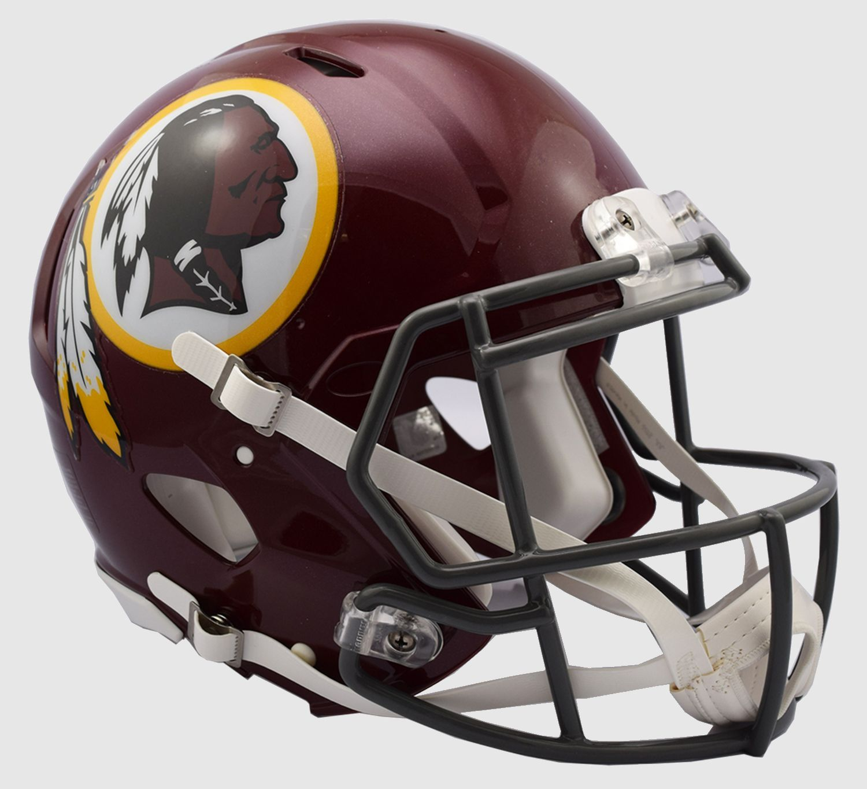 Washington Redskins Authentic Full Size Speed Helmet - 2016 Tribute