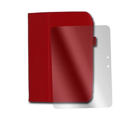 "CASE COVERSCREEN PROTECTOR FOLD PU LEATHER RED AMAZON KINDLE FIRE HD 7"" TABLET https://t.co/0AUeyZQoCk https://t.co/xQ4Xbt1MUD"