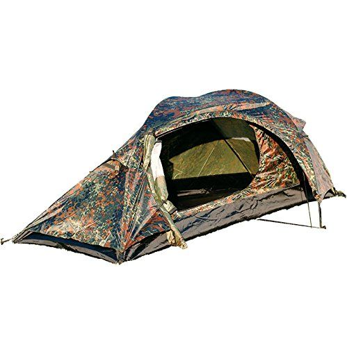 Mil-tec One Man Flecktarn Recon Tent by Mil-Tec  sc 1 st  Pinterest & Mil-tec One Man Flecktarn Recon Tent by Mil-Tec | Expedition Tents ...