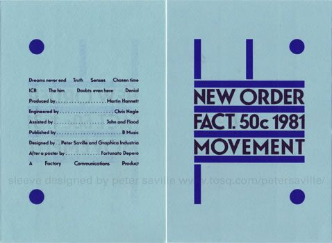 Movement- New Order