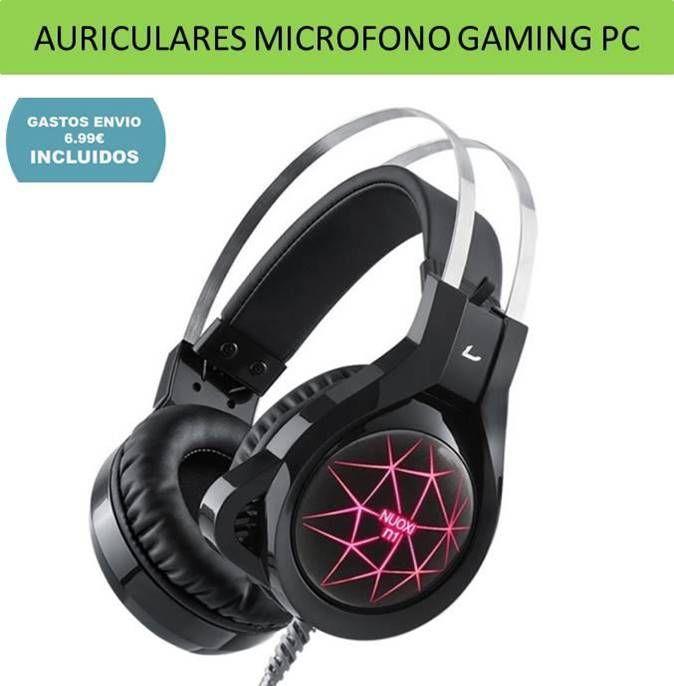 auriculares gaming recomendados