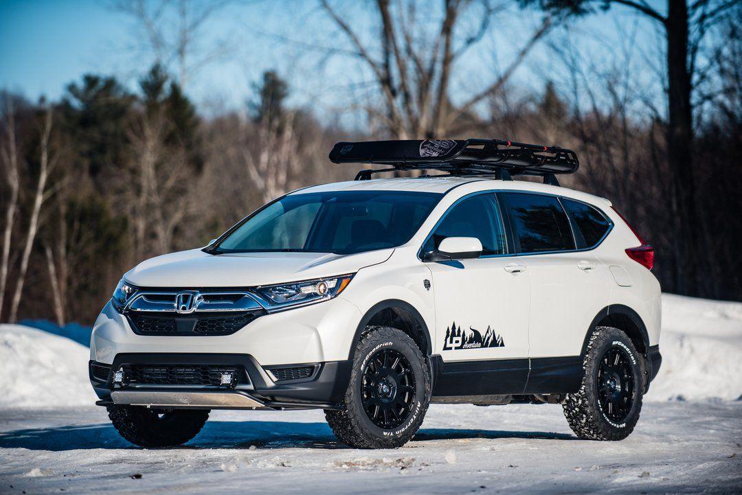 2019 Honda CRV LP Aventure Lachute Honda in 2020