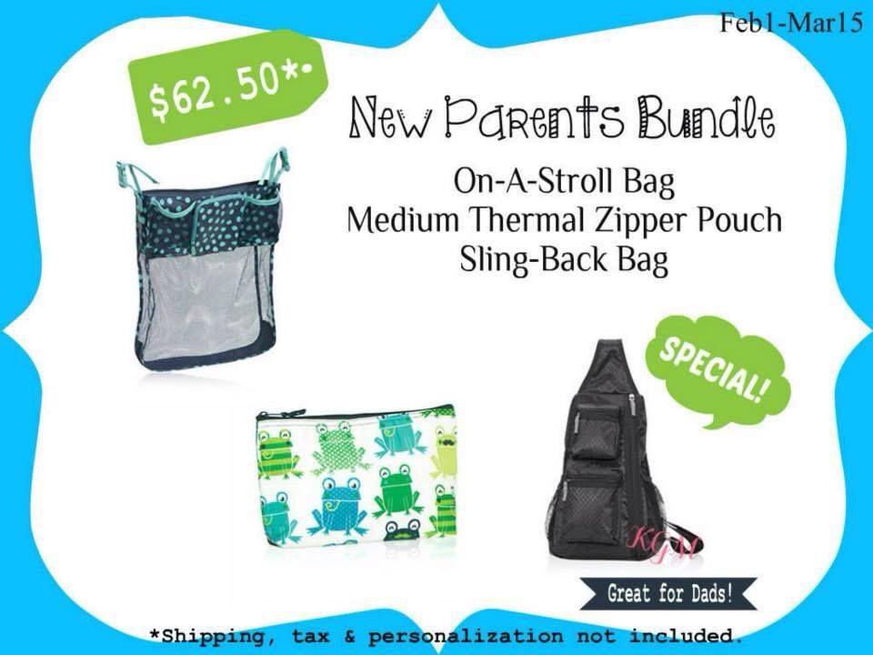 February Bundle for Mom/Dad