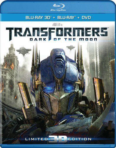 Transformers Dark Of The Moon Four Disc Combo Blu Ray 3d Blu Ray Dvd Blu Ray Shia Labeouf Http Www Amazon Com Dp Transformers Blu Ray Dvd Blu Ray