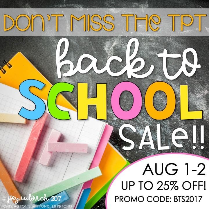 YAY! It\'s TPT sale time! I can\'t wait to stock up on 7th grade math ...