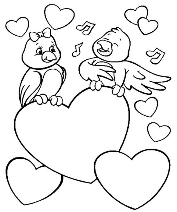 Bird Coloring Pages For Printable Freecoloring Pagesorg