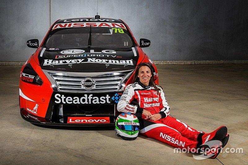 De Silvestro Supercars Livery Unveiled Super Cars Porsche Motorsport V8 Supercars Australia