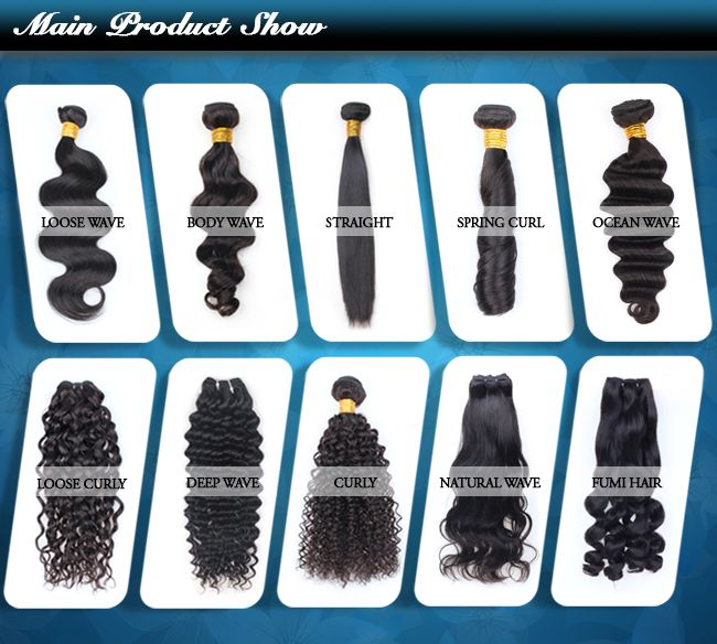 10 40 Inch Loose Wave Wholesale Brazilian Human Hair Extensions For