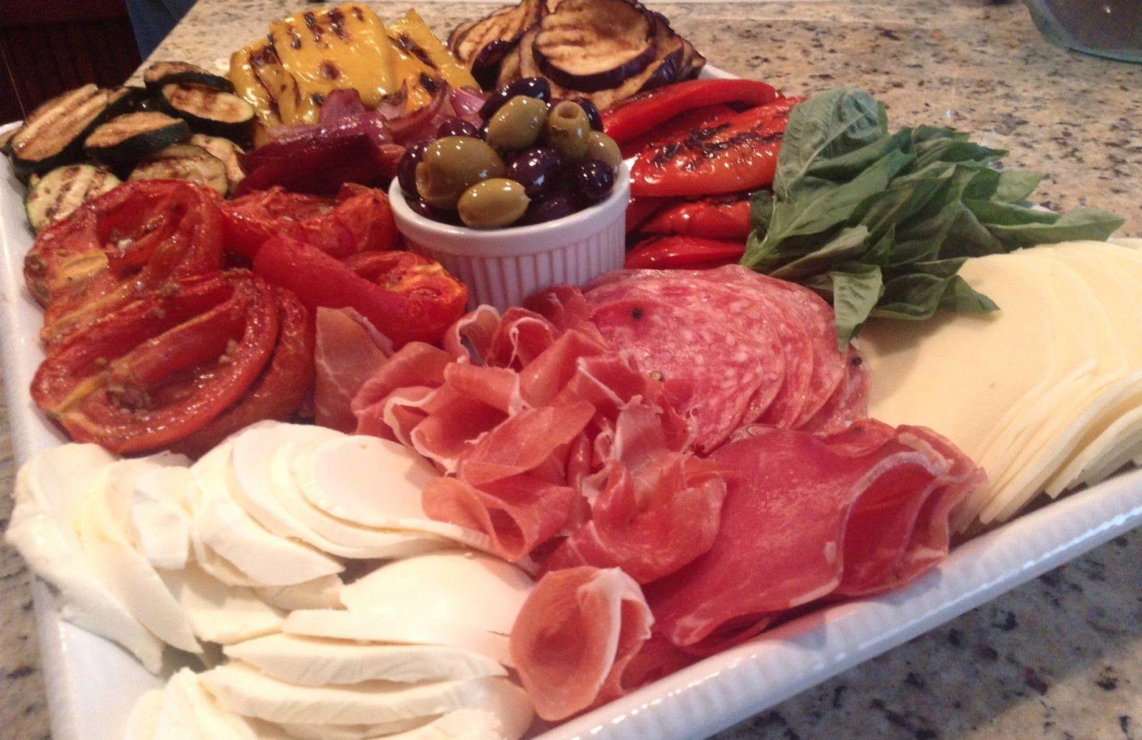 Result Ina Garten Antipasto Platter Food