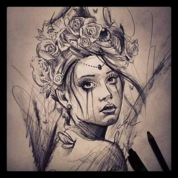 d347fa683 Sake - Realistic Portrait & Color Realism Tattoos - Sake Tattoo Crew ...