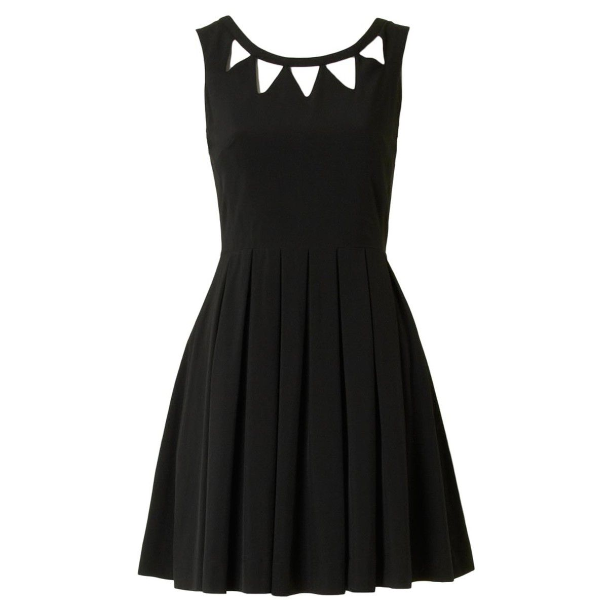 Echo cut out dress lumpen accesorios pinterest triangles
