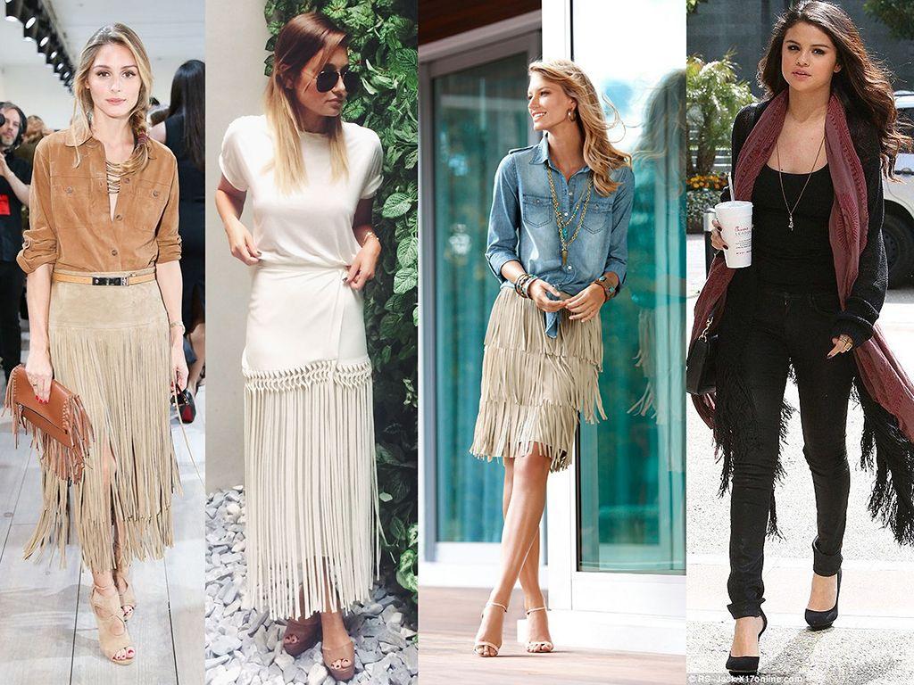 As franjas… Como não se apaixonar por elas? Elemento recorrente na moda desde a década de 1920 – quando surgiram lindas e delicadas nos vestidos das melindrosas -, elas ressurgiram nos …