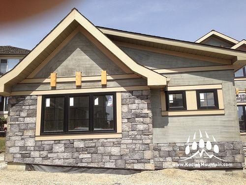 Granite Southern Hackett Kodiak Mountain Stone Calgary