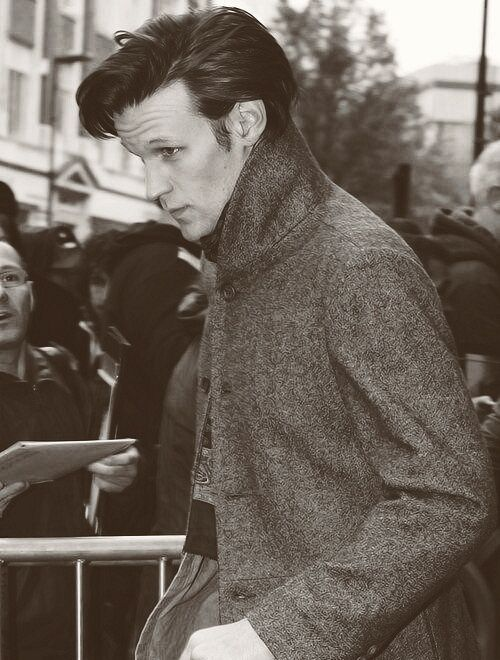 Matt Smith | bowtiebirdy @ Tumblr.com