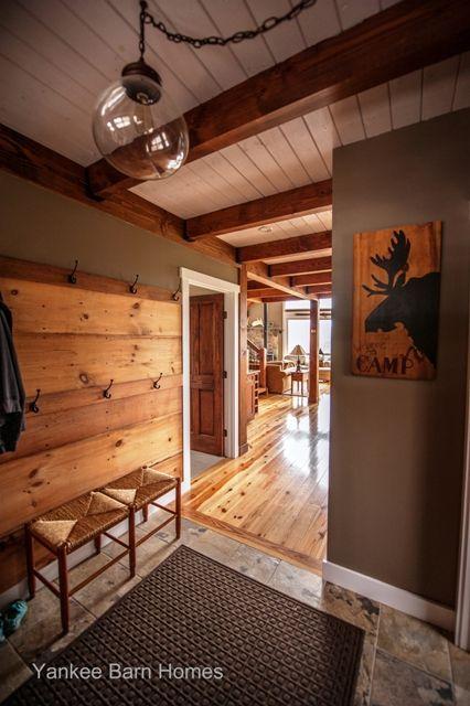 Moose Ridge Lodge Metal Building Homes Yankee Barn