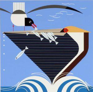 Charlie Harper's birds