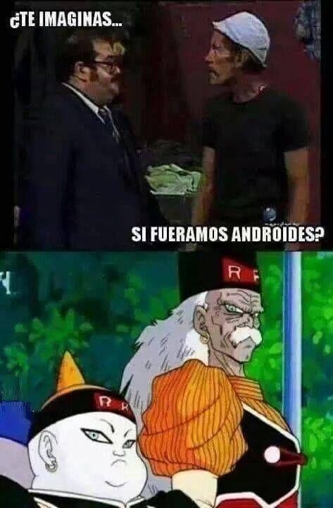 Dragon Ball Y Su Inspiracion En El Chavo Del 8 Slapstick Humor Funny Memes Memes