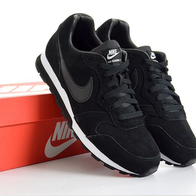 Nike MD Runner 2 Leather Prem Réf : 819834001 | STYLE in
