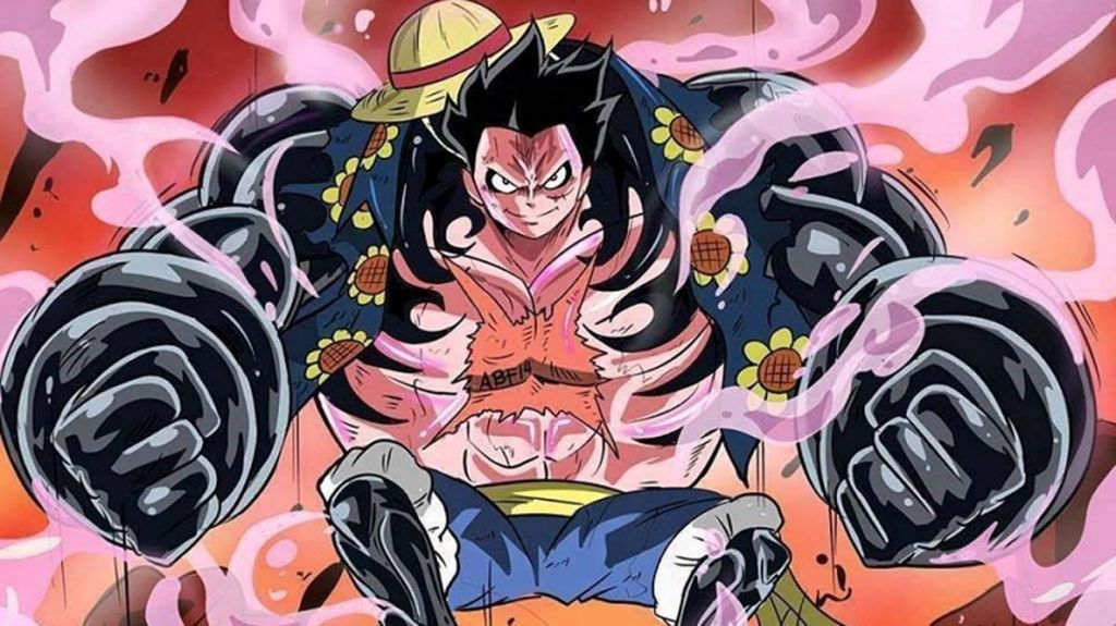 A lovingly curated selection of 827 free hd monkey d. Download Wallpaper Luffy Gear 5 Hd Cikimm Com