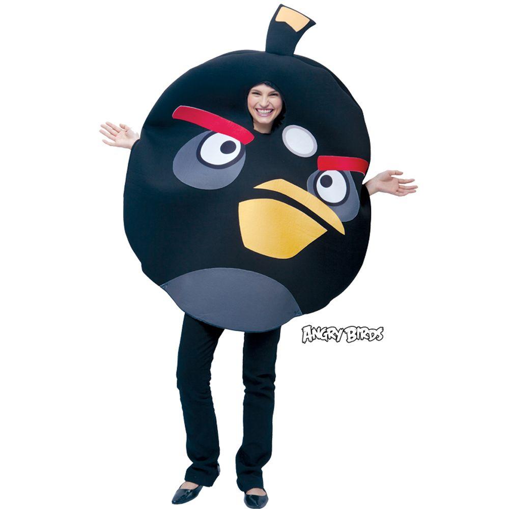 Angry Birds Bomb Boys Child Costume Costumes flashtrans Boys
