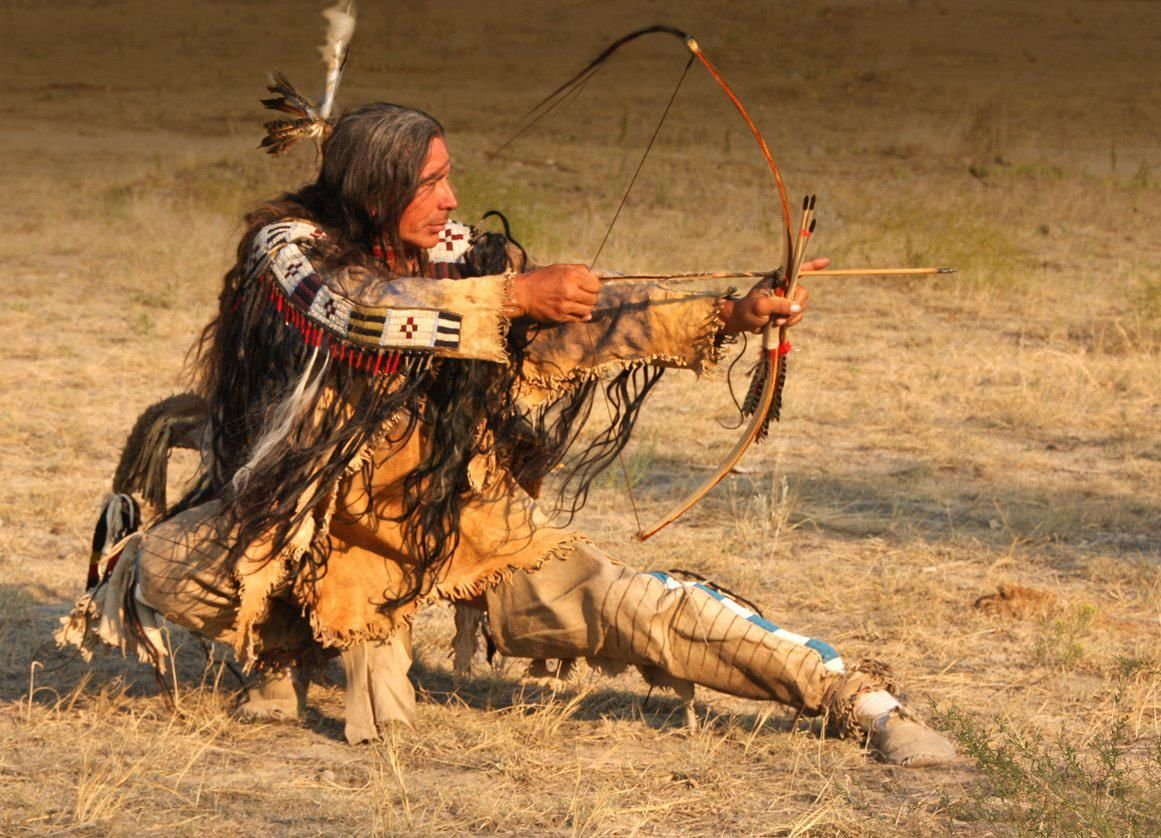Indian traditional archery