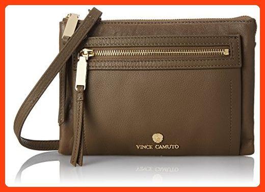 2fdfe3c1400 Vince Camuto Judi Cross Body Bag, Truffle, One Size (*Partner Link ...