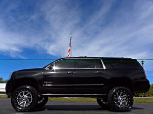 GMC  Yukon CUSTOM LIFTED DENALI 4X4 FUEL PREMIUM   Cars   Pinterest     2015 GMC Yukon CUSTOM LIFTED DENALI 4X4 FUEL