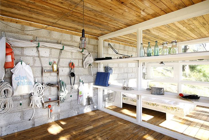 Blocket Mini: 36 Reclaimed Windows Transformed Into a Rustic Guest House in Sweden Karin Matz Blocket Mini – Inhabitat - Sustainable Design Innovation, Eco Architecture, Green Building