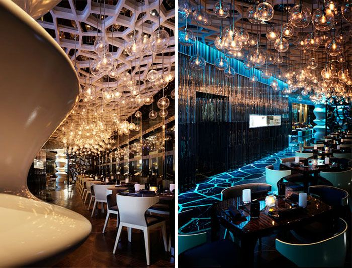 20 Of The World\'s Best Restaurant And Bar Interior Designs | Bar ...