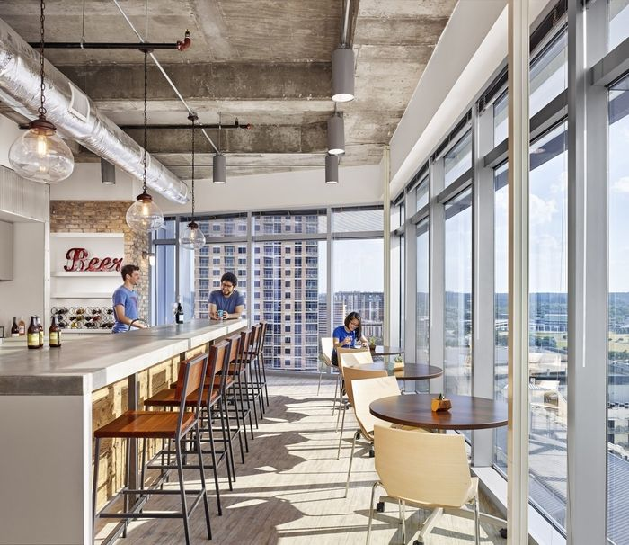 Home Office Trends: Office Tour: Atlassian Offices €� Austin