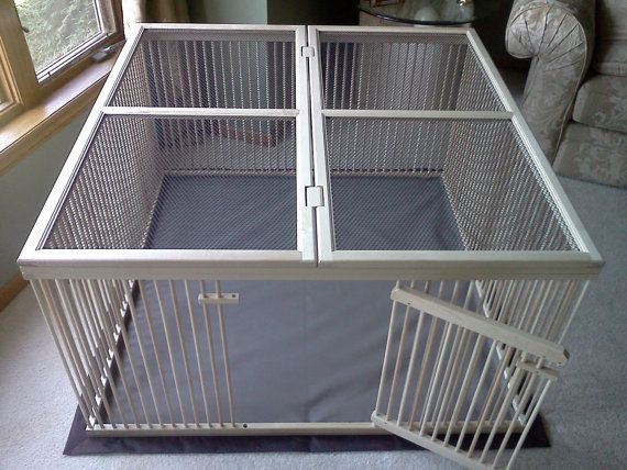 Love this kennel i think it would make a wonderful guinea for Indoor pig pen ideas
