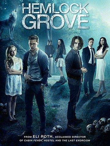 Hemlock Grove Saison 2 Streaming Regarder La Serie Hemlock Grove