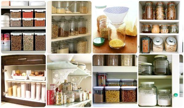 Organizing your kitchen!