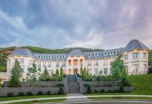 22 000 Square Foot Mega Mansion In Draper Utah Floor Plans Mansions Mega Mansions Parade Of Homes