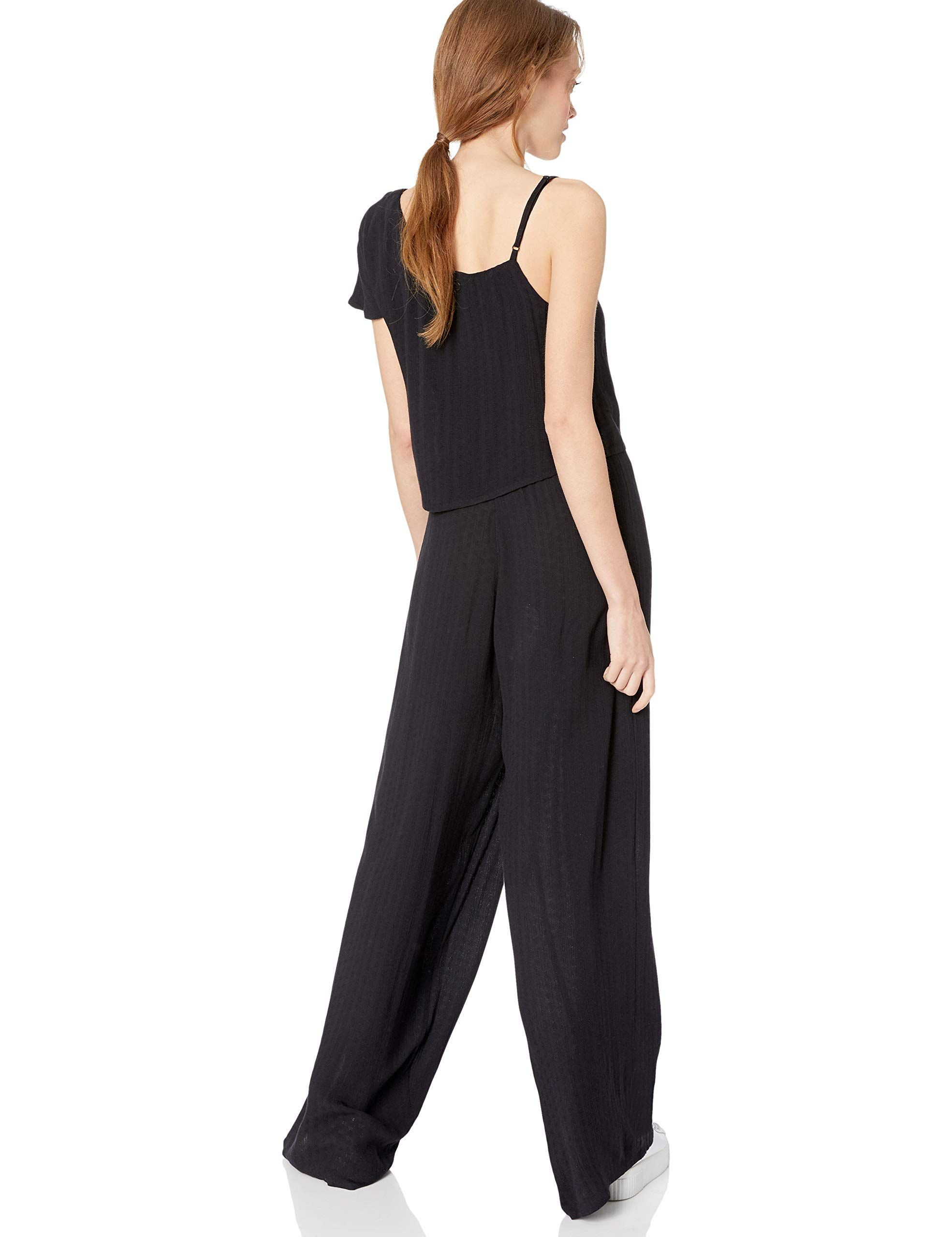 dc7d45715e5 Roxy Juniors Komodo Exploring Full Length Romper True Black S -- You could  figure out