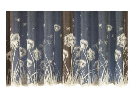 Firanka Nocne Dmuchawce 150cm Firany Metry Tisto 6929032187 Oficjalne Archiwum Allegro Printed Shower Curtain Prints Shower Curtain