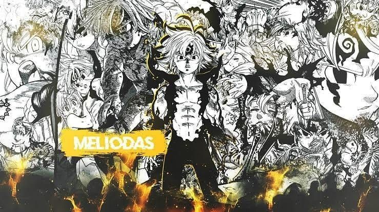Escanorlionsinofpride Followformoreupdates Sevendeadlysinsanime Nanatsunotaizai Arthursinofhope Sevendead In 2020 Seven Deadly Sins Anime Seven Deadly Sins Anime