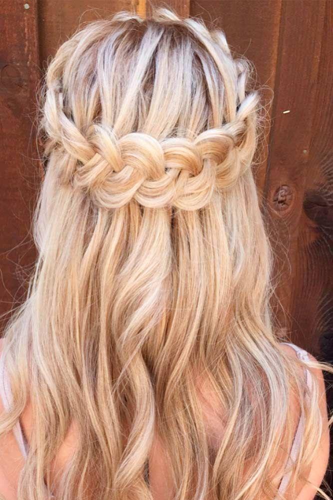 24 Cute Hairstyles for a First Date | Hair medium lengths and Hair ...