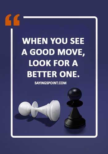 75 Chess Quotes and Sayings