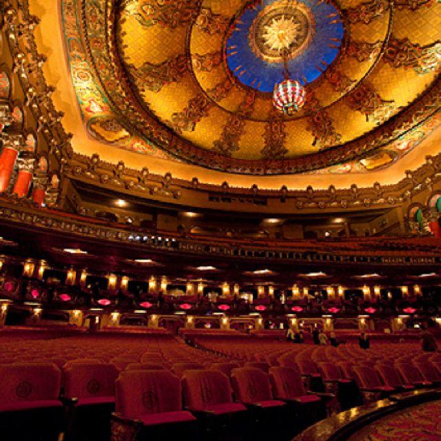 Fox Theater Mi: Favorite Places & Spaces