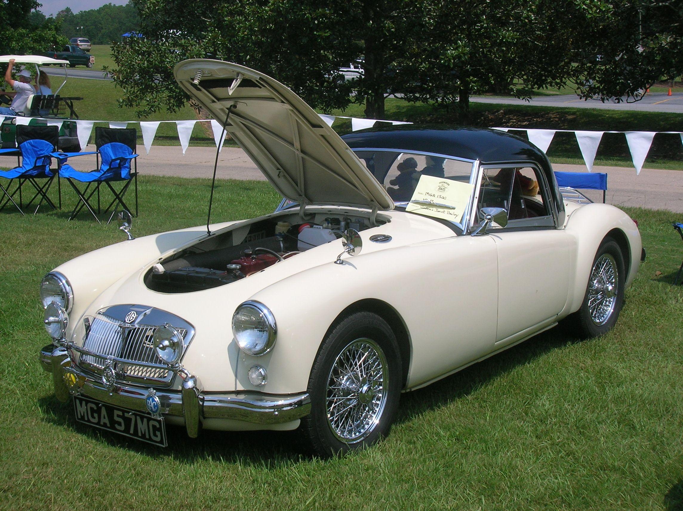 1957 MGA | Motor 4 | Pinterest | Cars, British car and Sports cars