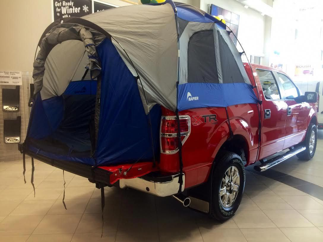 Ford F 150 Truck Bed Tent Tentsetupcampingcampers Truck Bed