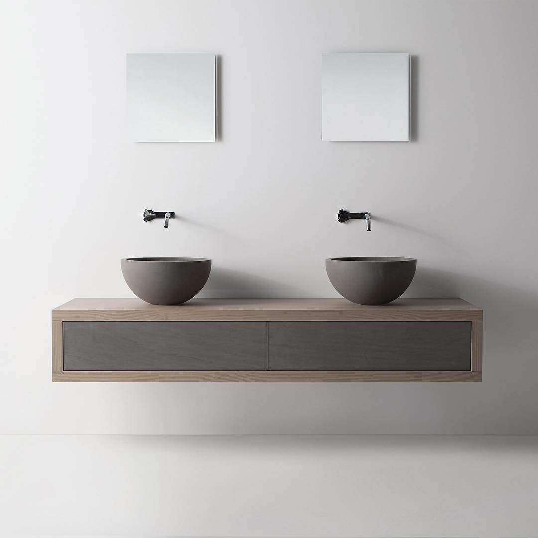 Less is more. #NEUTRA | badideen | Pinterest | Bathroom basin, Basin ...
