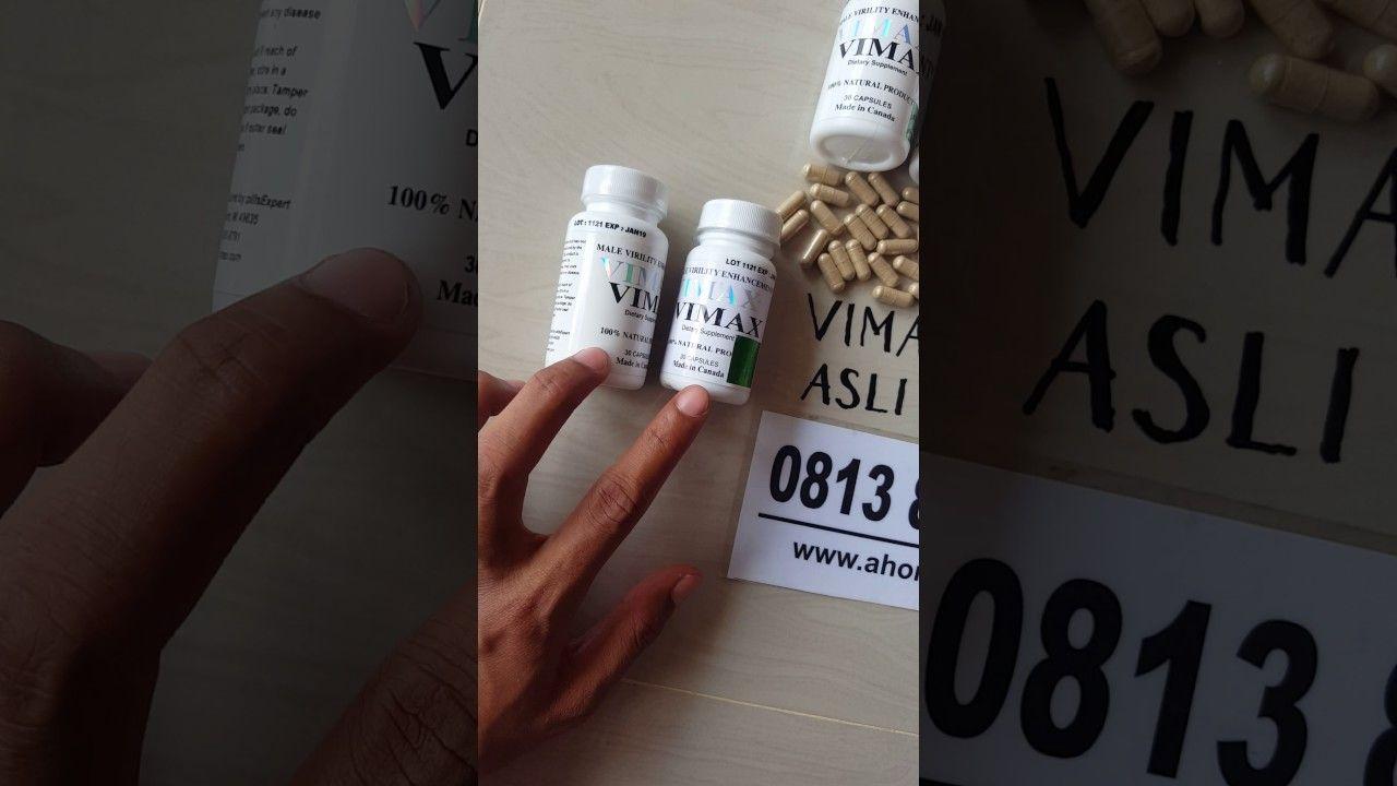 ciri perbedaan obat vimax asli dan palsu 081389492999 vimax asli