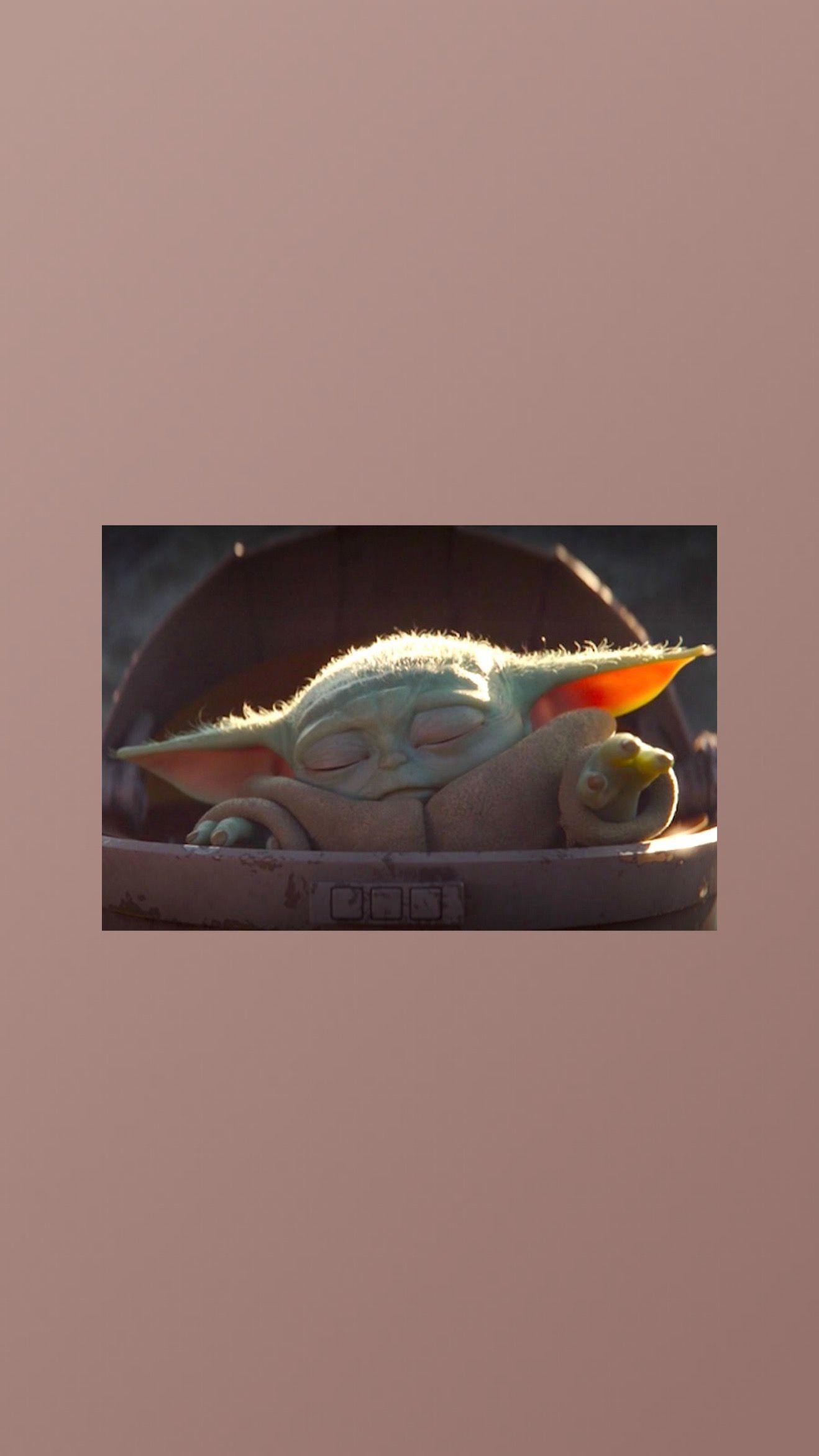 Baby Yoda�